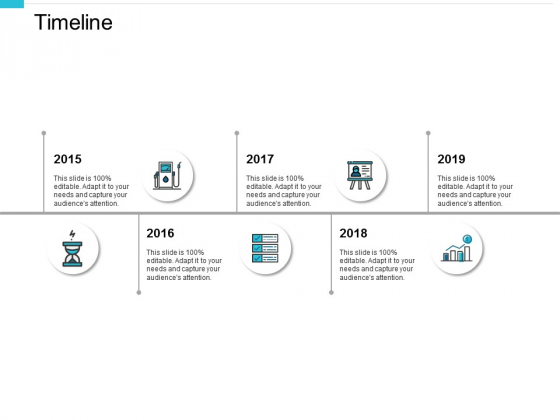 Timeline Five Year Process Ppt PowerPoint Presentation Layouts Graphics Example