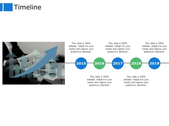 Timeline Five Year Process Ppt Powerpoint Presentation Styles Show