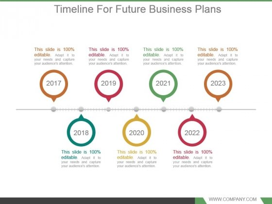 Years PowerPoint templates, Slides and Graphics