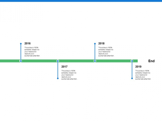 Timeline Four Year Process Ppt PowerPoint Presentation Model Background Images