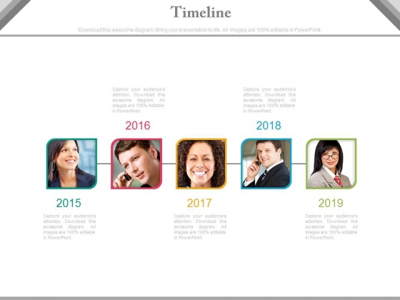 Timeline Operations Managed As Group Powerpoint Slides