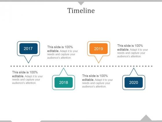 Timeline Ppt PowerPoint Presentation File Deck