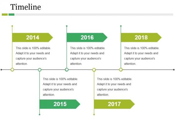 Timeline Ppt PowerPoint Presentation File Master Slide