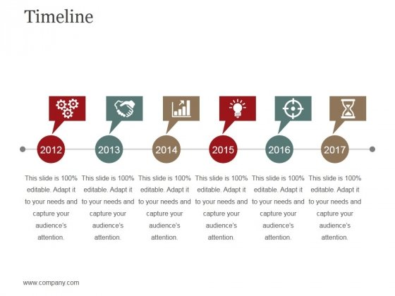 Timeline Ppt PowerPoint Presentation Gallery Show
