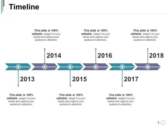 Timeline Ppt PowerPoint Presentation Gallery Slideshow