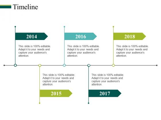 Timeline Ppt PowerPoint Presentation Icon Deck