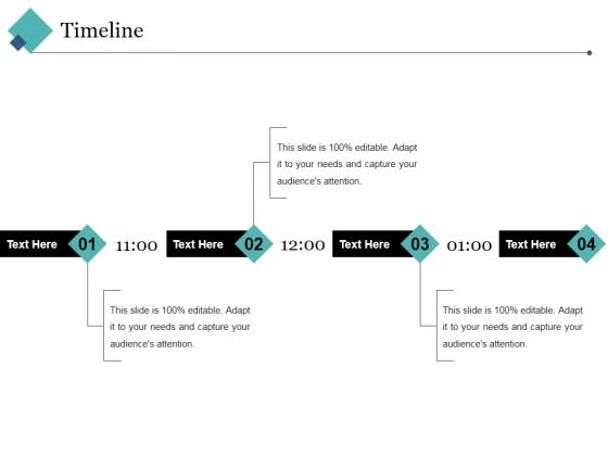Timeline Ppt PowerPoint Presentation Icon Slideshow