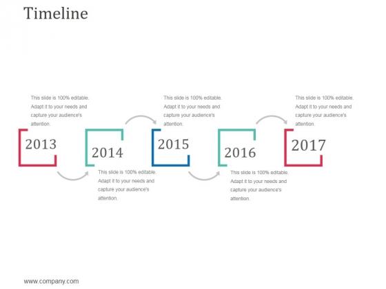 Timeline Ppt Powerpoint Presentation Ideas Graphics Design