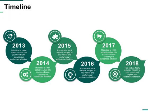 Timeline Ppt PowerPoint Presentation Infographics Deck