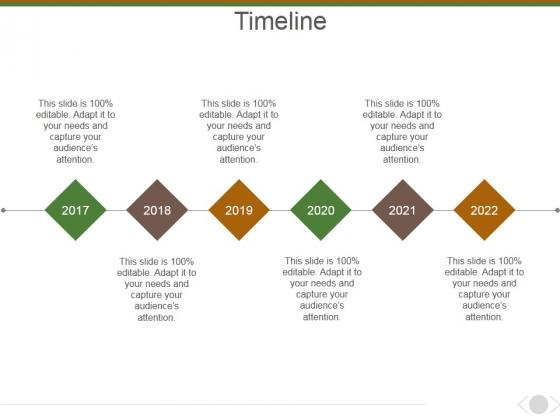 Timeline Ppt PowerPoint Presentation Outline Brochure