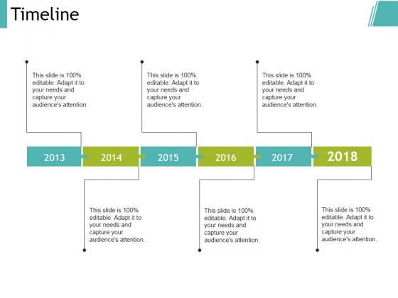 Timeline Ppt PowerPoint Presentation Slides Clipart