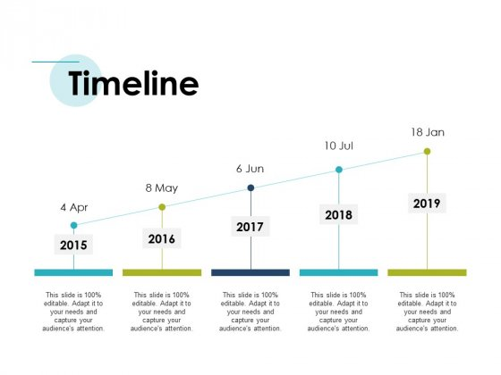 Timeline Ppt PowerPoint Presentation Summary Template