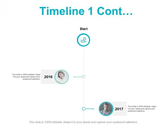 Timeline Roadmap Cont Ppt PowerPoint Presentation Summary Slide Download