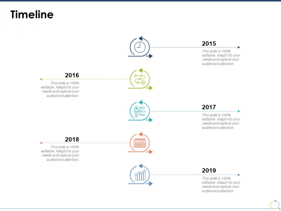 Timeline Roadmap Ppt PowerPoint Presentation Icon Sample
