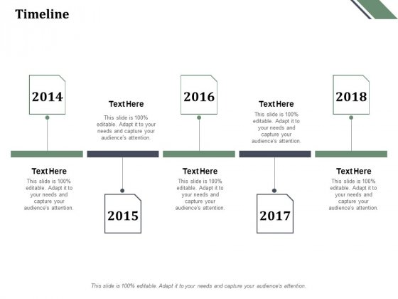 Timeline Roadmap Ppt PowerPoint Presentation Ideas Skills