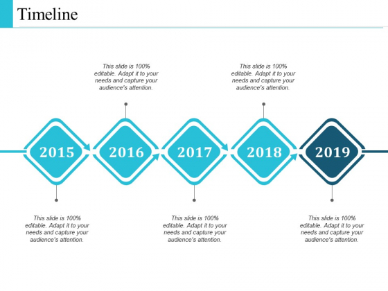 Timeline Roadmap Ppt PowerPoint Presentation Inspiration Design Templates