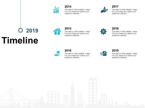 Timeline Roadmap Ppt PowerPoint Presentation Inspiration Slides