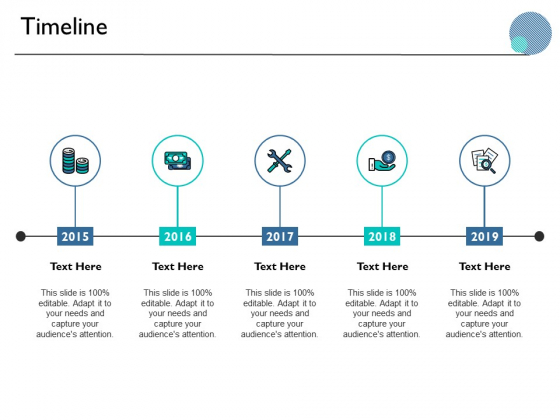 Timeline Roadmap Ppt PowerPoint Presentation Layouts Icon