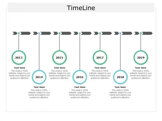 Timeline Seven Year Process Ppt Powerpoint Presentation Show Format Ideas