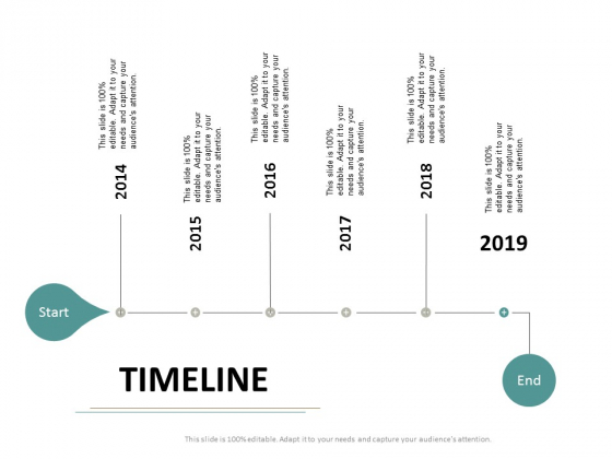 Timeline Six Process Ppt Powerpoint Presentation Styles Guide