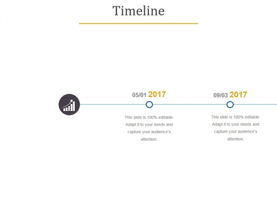 Timeline Template 1 Ppt PowerPoint Presentation Gallery Templates