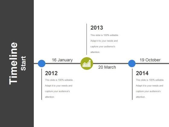 Timeline Template 1 Ppt PowerPoint Presentation Icon Design Templates