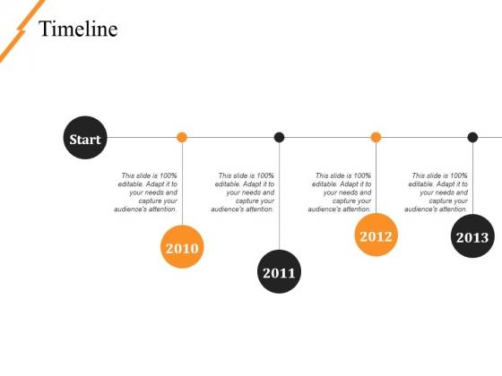 Timeline Template 1 Ppt PowerPoint Presentation Ideas Slideshow
