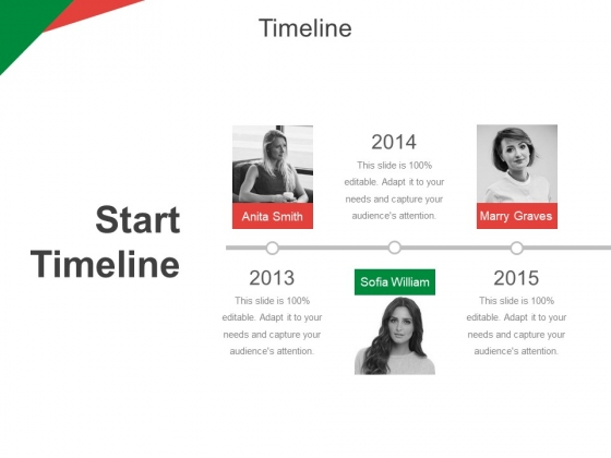 Timeline Template 1 Ppt PowerPoint Presentation Pictures Example Introduction