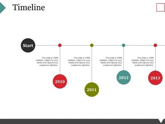 Timeline Template 1 Ppt PowerPoint Presentation Portfolio Example File