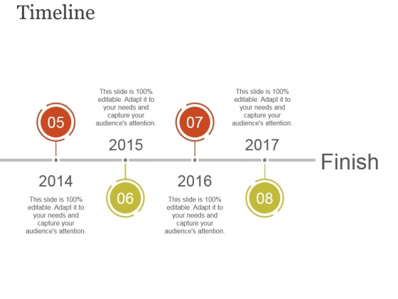 Timeline Template 2 Ppt PowerPoint Presentation Graphics