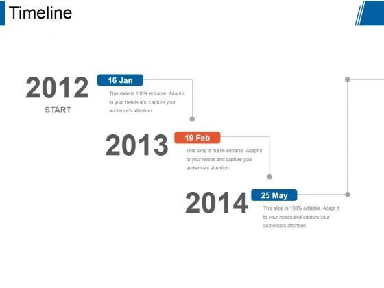 Timeline Template 2 Ppt PowerPoint Presentation Ideas Maker