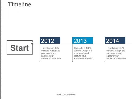 Timeline Template 2 Ppt PowerPoint Presentation Information