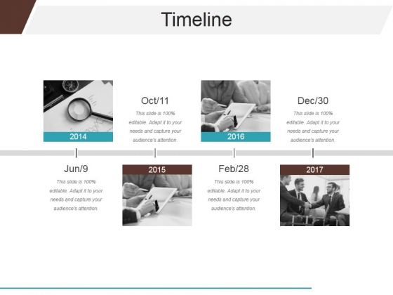 Timeline Template 2 Ppt PowerPoint Presentation Show Templates