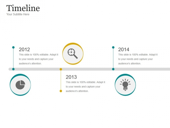 Timeline Template 2 Ppt PowerPoint Presentation Topics