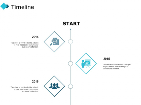 Timeline Three Year Ppt PowerPoint Presentation Layouts Objects