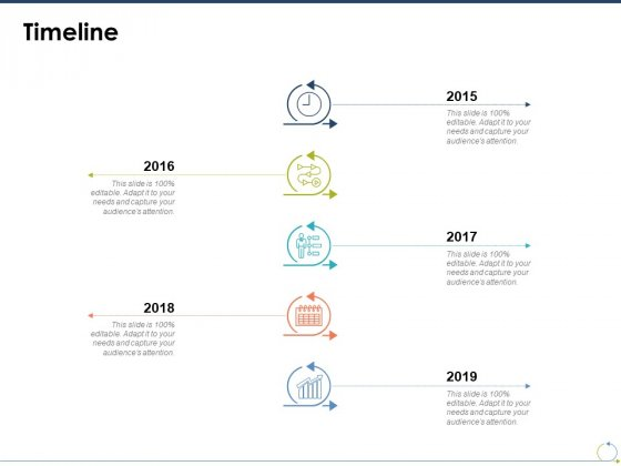 Timeline Year Roadmap Ppt PowerPoint Presentation Pictures Format
