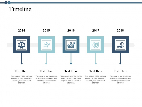Timeline Years Roadmap Ppt PowerPoint Presentation Icon Example Topics