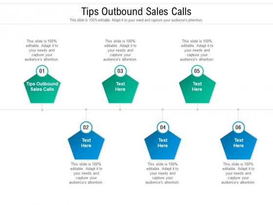 Tips Outbound Sales Calls Ppt PowerPoint Presentation Show Layouts Cpb Pdf