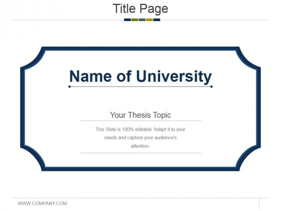 Title Page Ppt Powerpoint Presentation File Show