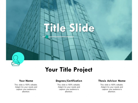Title Slide Ppt PowerPoint Presentation Outline Graphic Tips