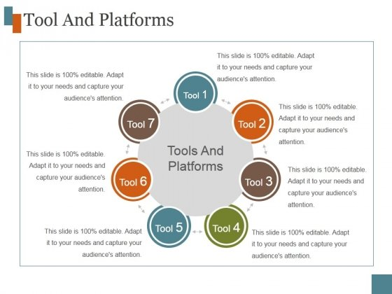 Tool And Platforms Ppt PowerPoint Presentation Slide Download
