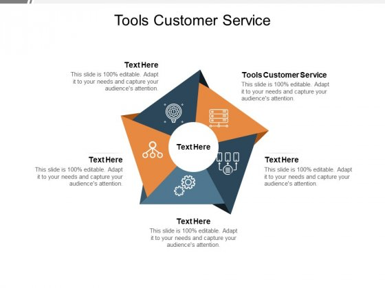 Tools Customer Service Ppt PowerPoint Presentation Inspiration Backgrounds Cpb Pdf