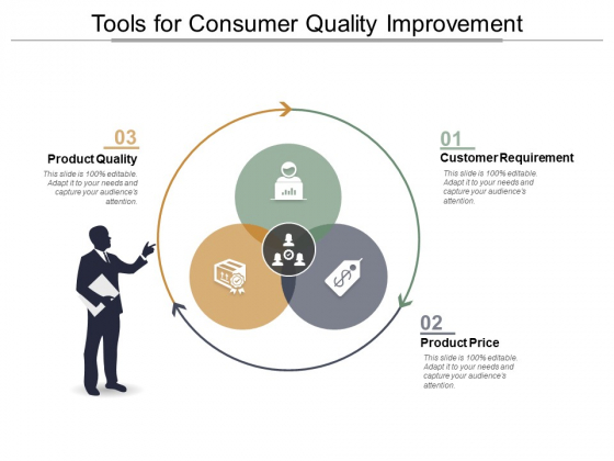 Tools For Consumer Quality Improvement Ppt PowerPoint Presentation Infographic Template Model