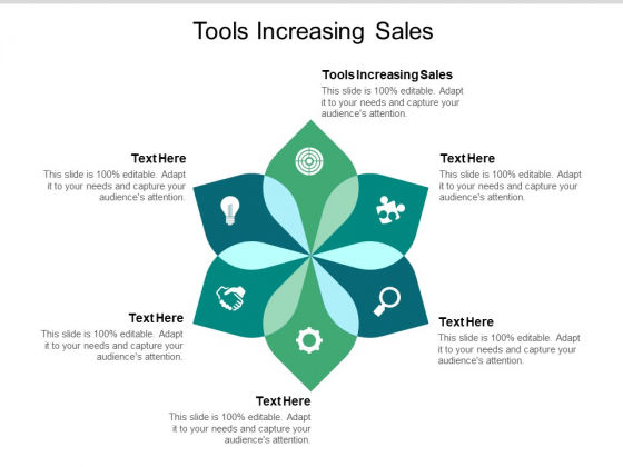 Tools Increasing Sales Ppt PowerPoint Presentation Infographics Clipart Cpb Pdf