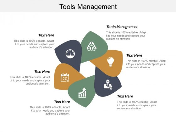 Tools Management Ppt PowerPoint Presentation Inspiration Graphics Cpb