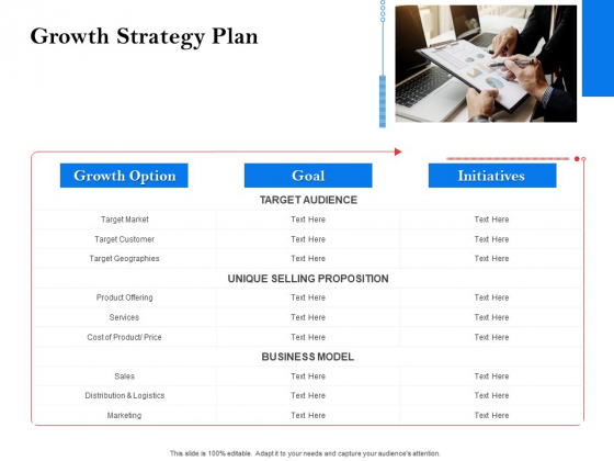 Tools To Identify Market Opportunities For Business Growth Growth Strategy Plan Template PDF