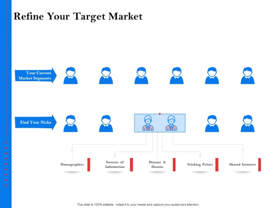 Tools To Identify Market Opportunities For Business Growth Refine Your Target Market Formats PDF