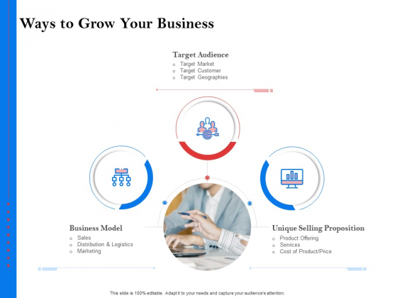 Tools To Identify Market Opportunities For Business Growth Ways To Grow Your Business Microsoft PDF