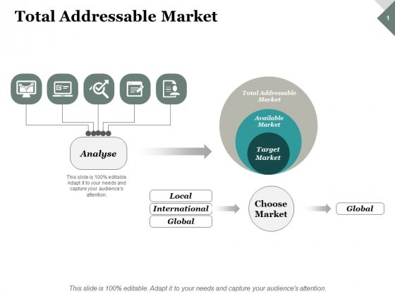 Total Addressable Market Ppt PowerPoint Presentation Show Example