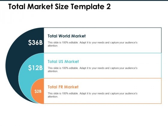 Total Market Size Ppt PowerPoint Presentation Icon Graphics Design